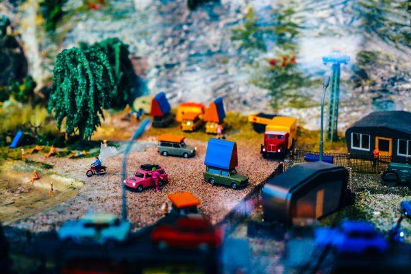 miniaturas de coches