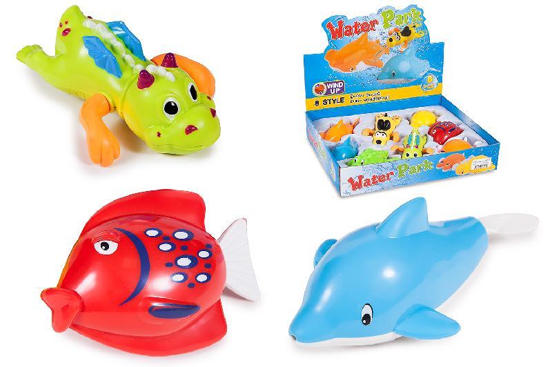 juguetes acuáticos