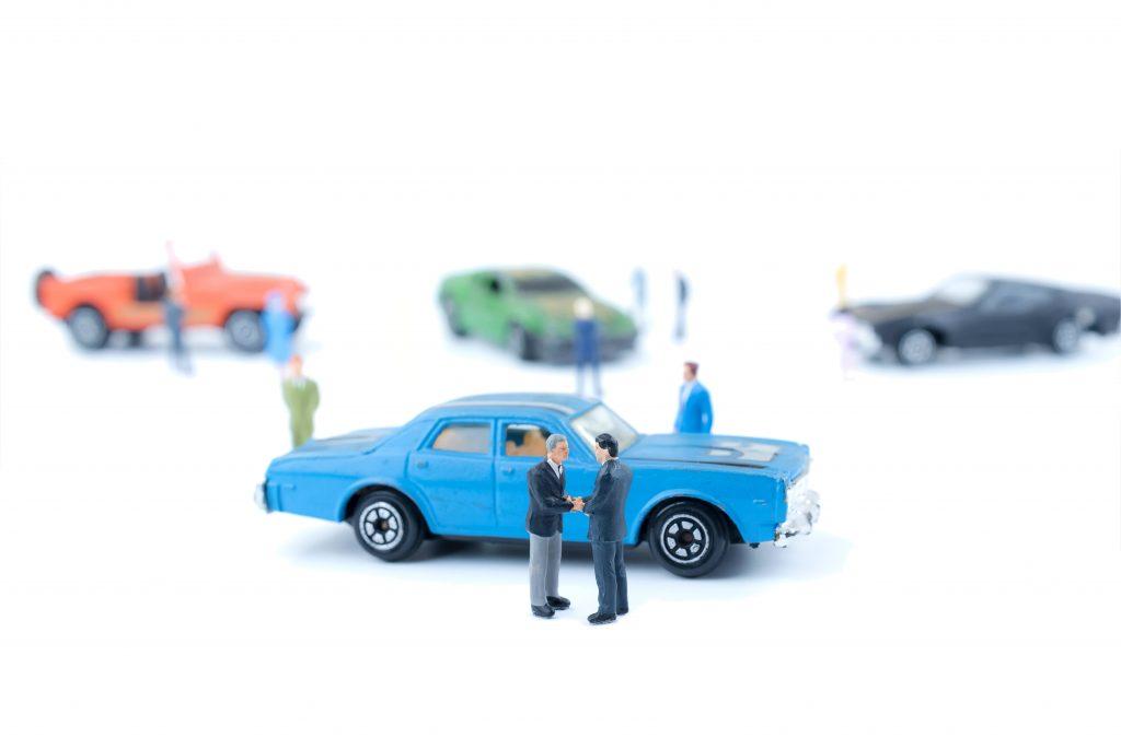 Tiendas de miniaturas de coches