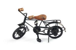 venta de bicicletas a escala de metal al por mayor